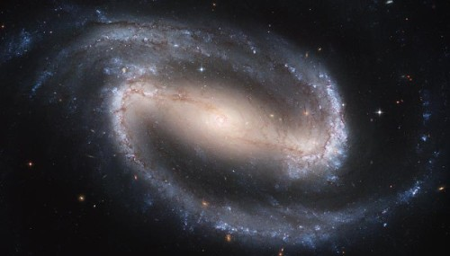 Barred Spiral Galaxy NGC 1300