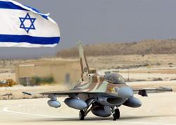 Israel jää toiseksi vain USA:lle ilmavoimiensa F-16 hävittäjien lukumäärässä.