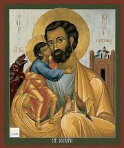 Joosef ja Kristus-lapsi